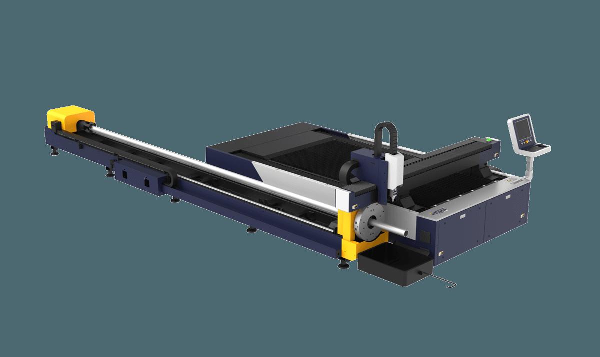 GB Series Single Platform Sheet And Tube Laser Cutting Machine