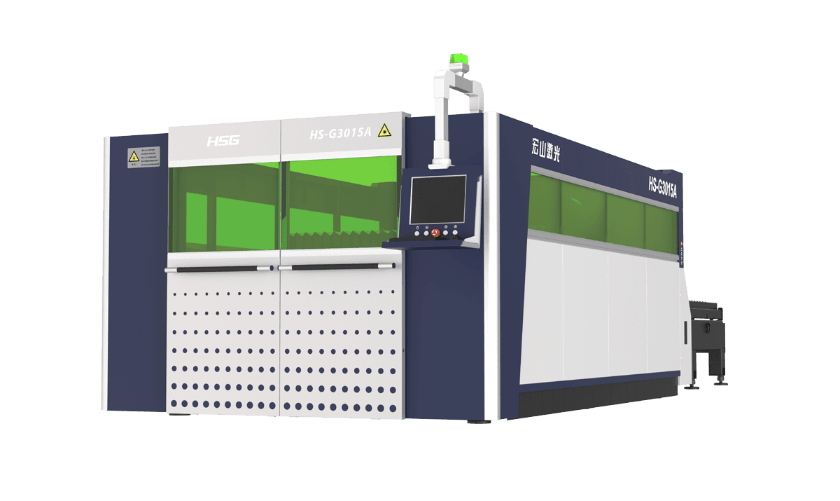 GA Series Double Exchange Platforms Laser Cutting Machine
