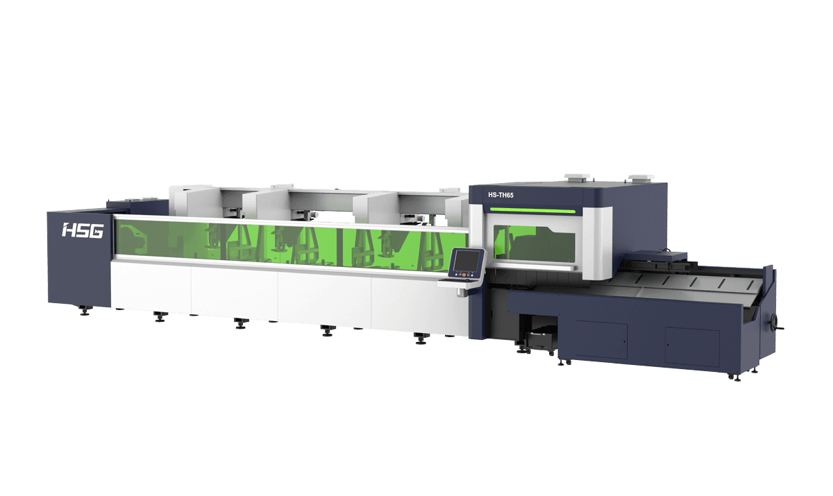 TH65 Series Automatic Tube Laser Cutting Machine