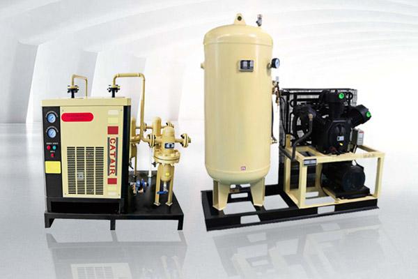 Medium and High Pressure Reciprocating Air Compressor