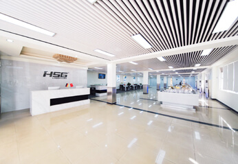 Showroom in Headquarter