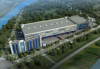New Headquarter Under Construction