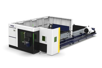 GHE-30HQ Series High Power Intelligent Sheet & Tube Laser Cutting Machine