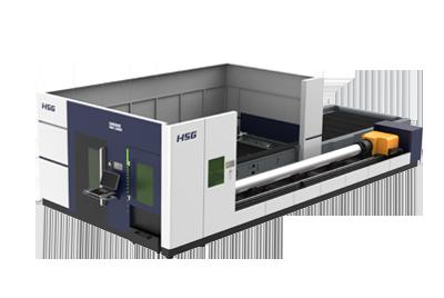 GHE-35HQ Series High Power Sheet And Tube Laser Cutting Machine